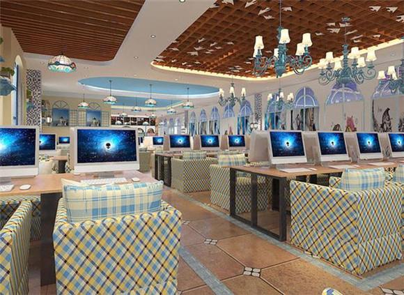桂林网吧装修公司