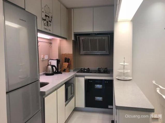 烟台新房装修-厨房