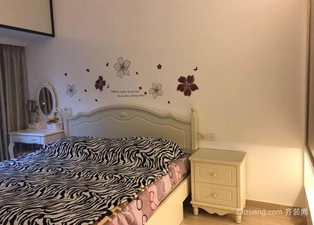烟台新房装修-卧室