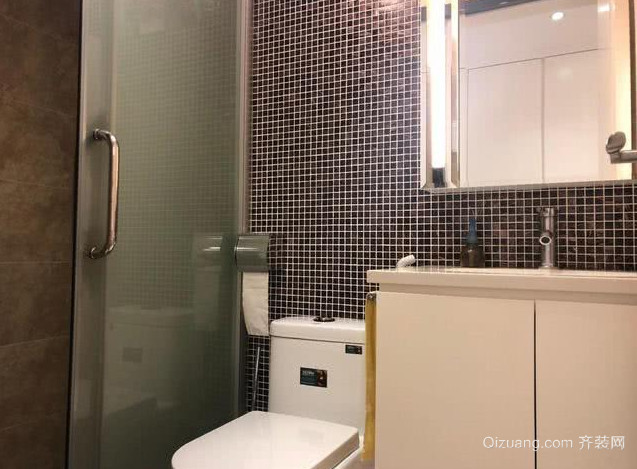烟台新房装修-卫生间