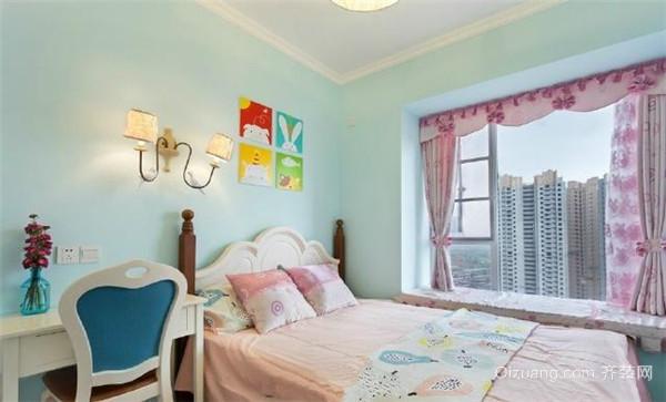 88平米小户型装修儿童房效果图