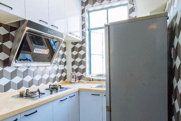 厨房改造后