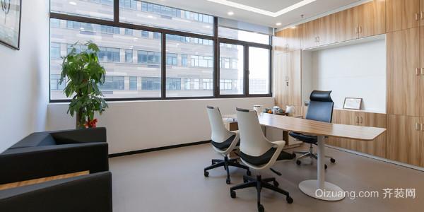 济南写字楼装修办公室会议室