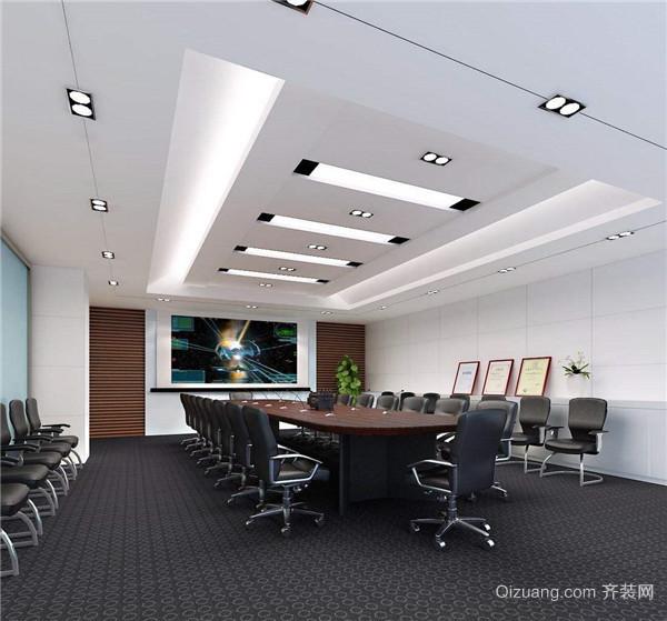 芜湖办公室装修效果图
