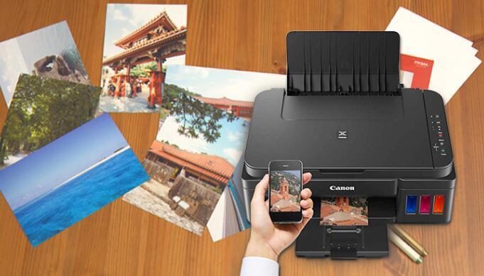 佳能打印机如何连接wifi