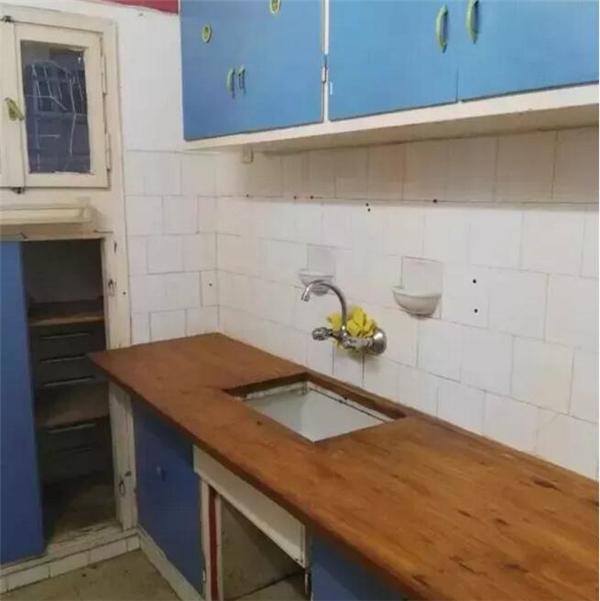 旧房厨房改造前