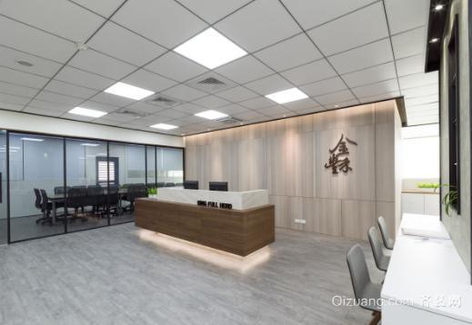 南昌办公室装修效果图