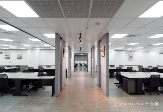 南昌现代风办公室装修效果图