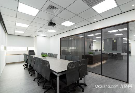 办公室现代风装修