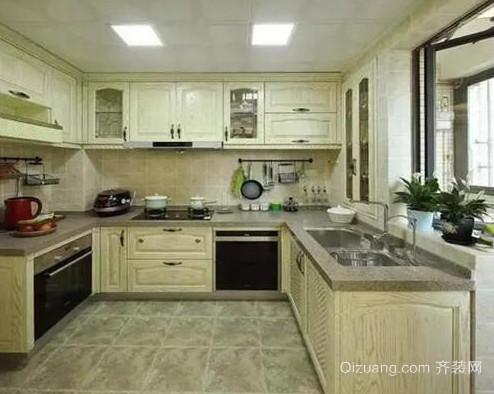 房子厨房设计案例