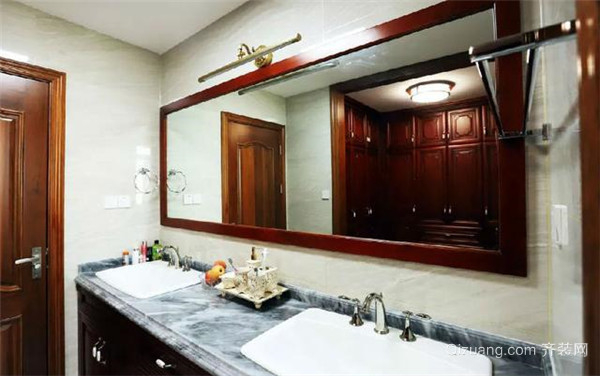 浴室镜高度