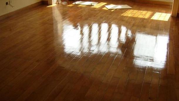 实木地板翻新流程