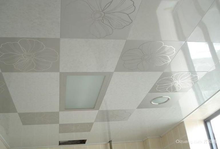 天花板装修多少钱一平方