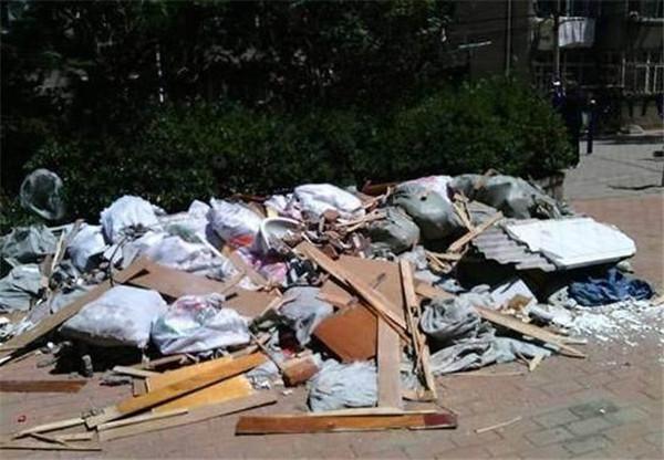 装修垃圾清理费用标准