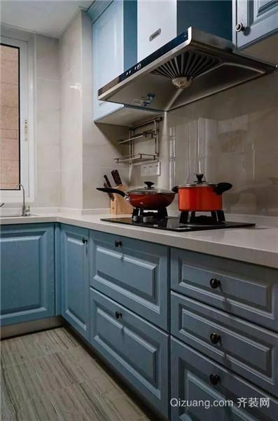 85平米十万装修厨房效果图