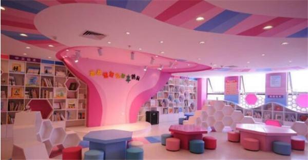 北京幼儿园装修设计公司