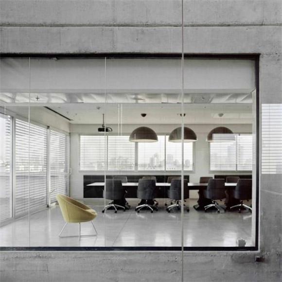 小型会议室装修效果图