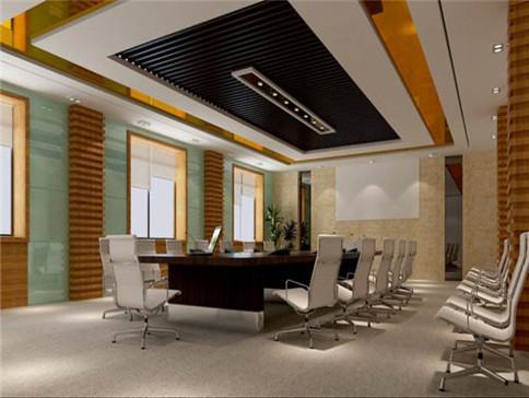 会议室装修风格