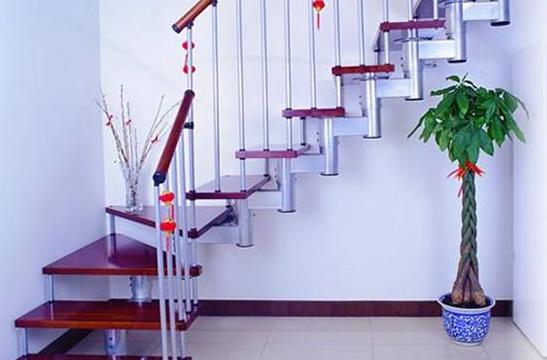 复式楼梯踏步计算方法