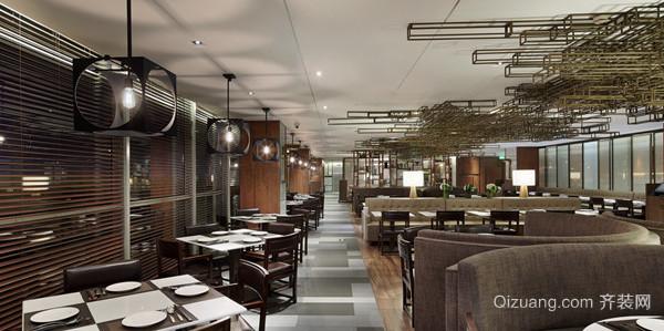 济南饭店装修设计