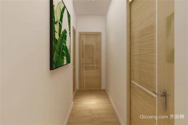 走廊创意装修案例