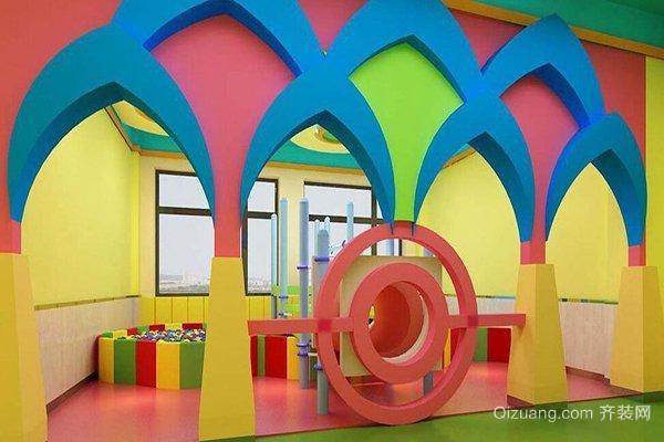 杭州幼儿园装修