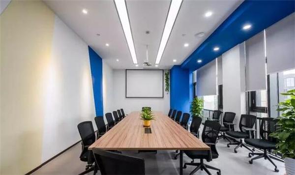 南京会议室装修效果图