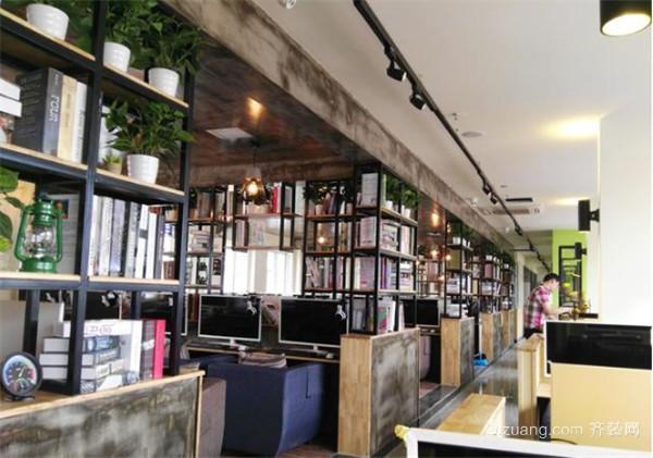 杭州网吧装修效果图