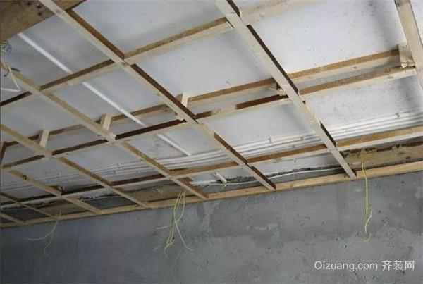 装修隐蔽工程验收标准