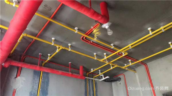 电器管线验收标准