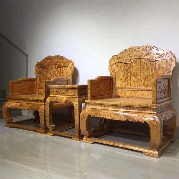 金丝檀木家具价格
