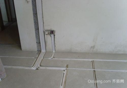 水电装修水路多少钱一平米
