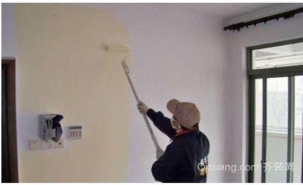泰安旧房装修刷墙秘诀