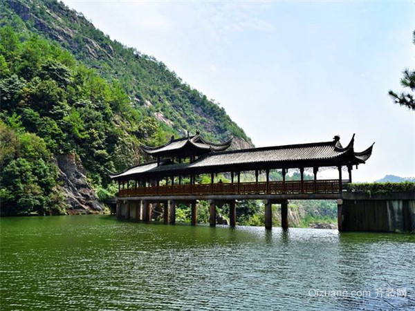 琼台仙谷景