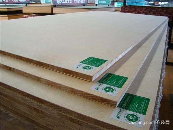 细木工板十大名牌