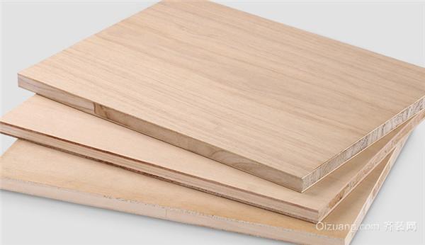 细木工板价格