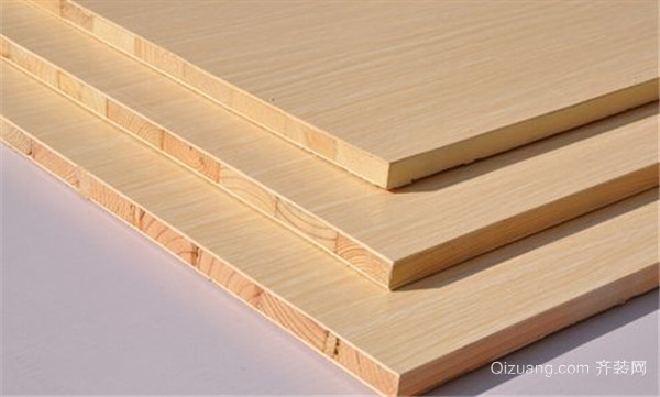 一二三线品牌板材