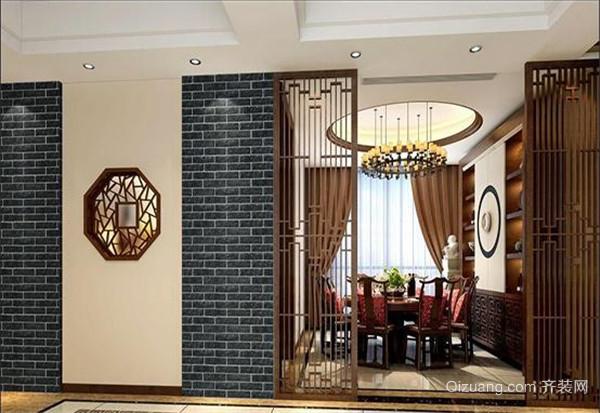 芜湖新中式酒楼装修图片