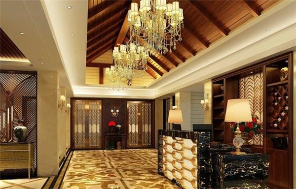 芜湖酒楼装修设计图片