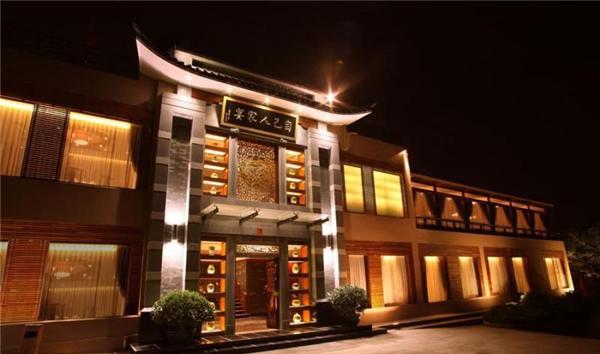 芜湖酒楼装修设计