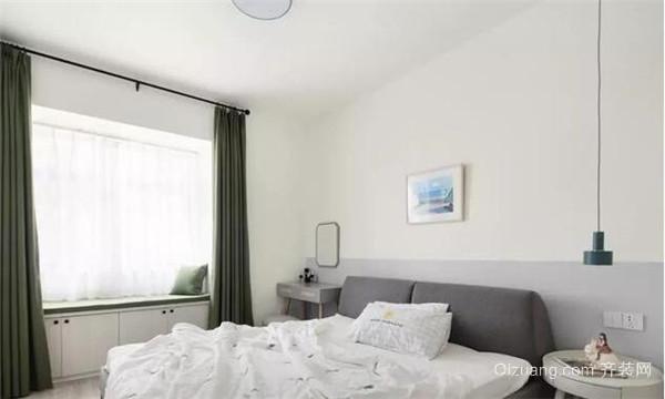 西安老房卧室装修设计案例