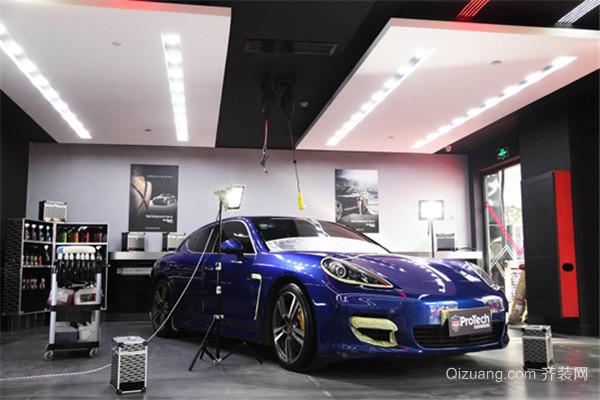 芜湖汽车美容店装修