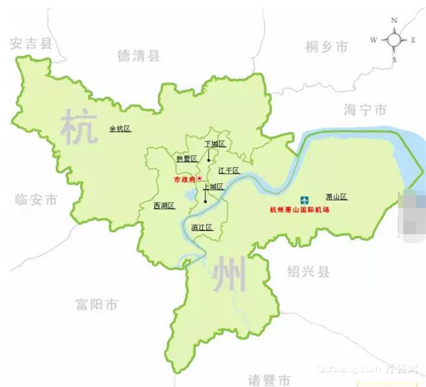 未来杭州或迎重大区域变革