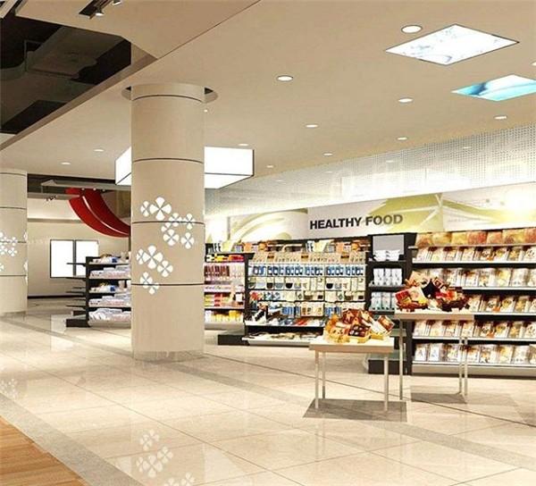 南京超市装修风格哪种好