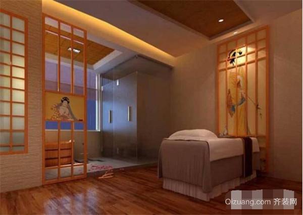 杭州美容院装修设计