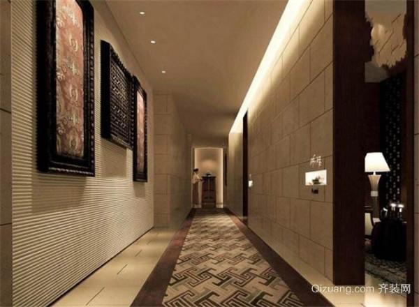 杭州美容院装修设计案例