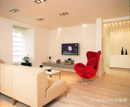 房子装修设计现代简约风格效果图