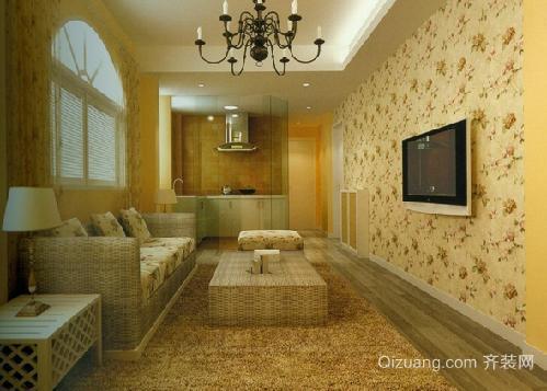 西安老房装修墙面用什么材料好之水溶性涂料