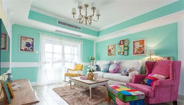 南京小型婚房装修设计效果图