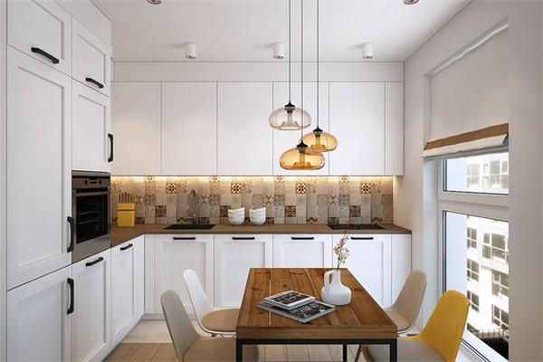 10来万装修套内65平米小户型厨房效果图